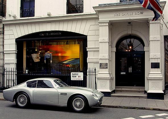 I want an Aston Martin GT Zagato
