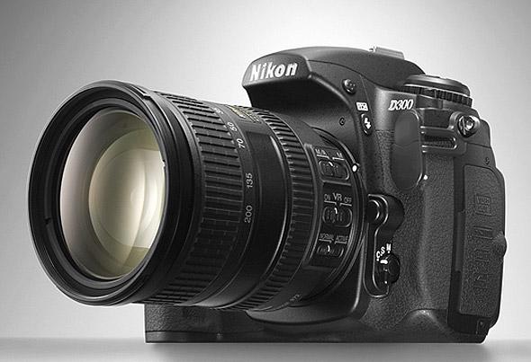 I want a Nikon D300