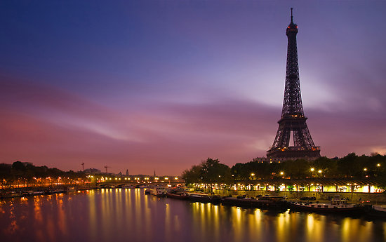 I WANT to live in France