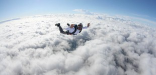 I WANT to do a parachute jump